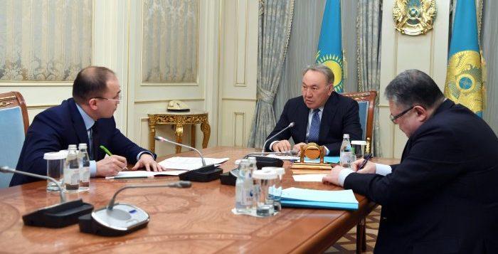 Н.Назарбаев: «Парламент пен Үкіметтің жұмысы тек қазақ тілінде жүруі керек»
