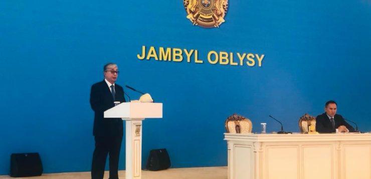 ҚР Президенті Қасым-Жомарт Тоқаев әулиеталық әлеуметпен кездесті