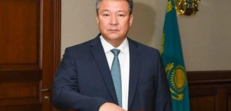 Арестован бывший аким Кызылординской области