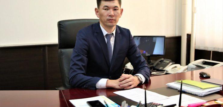 Б.Сапарабаевтің жаңа орынбасары тағайындалды